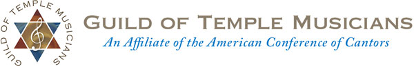 Guild of Temple Musicians Logo